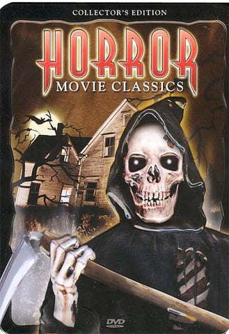 Horror Movie Classics 8 Movie Pack (Collector's Edition ) (Tin Packing) (Boxset) DVD Movie