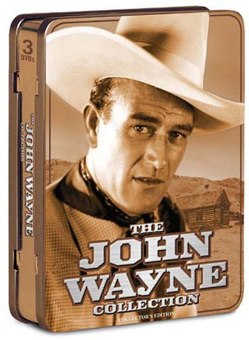 The John Wayne Collection (Collector's Edition) (Tin) (Boxset) DVD Movie