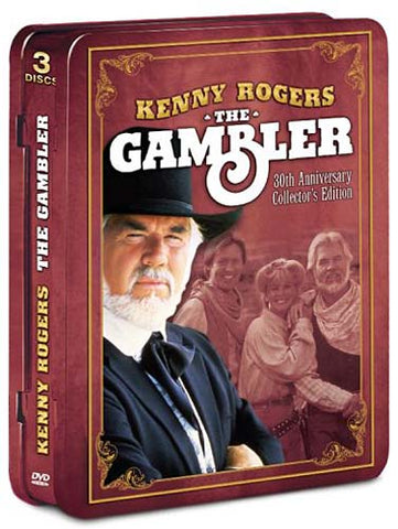 The Gambler (30th Anniversary Collector's Edition 2 DVD + CD) (Tin) (Boxset) DVD Movie