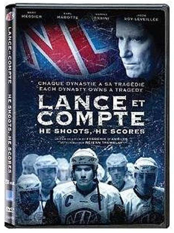 Lance et compte (He Shoots, He Scores) DVD Movie