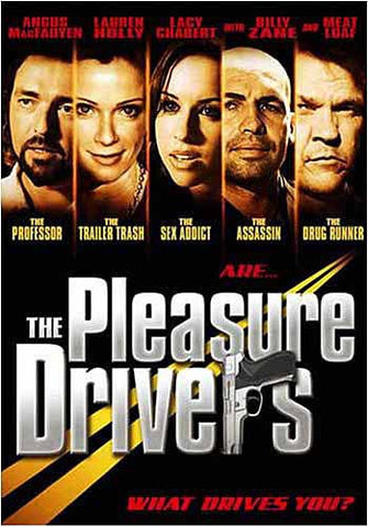 The Pleasure Drivers DVD Movie