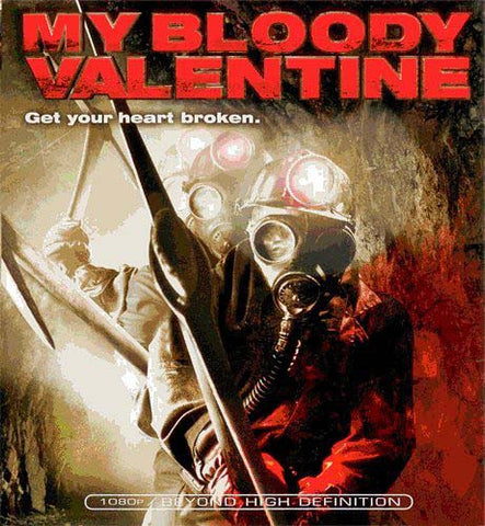My Bloody Valentine - 2D version single disc (Blu-Ray) BLU-RAY Movie