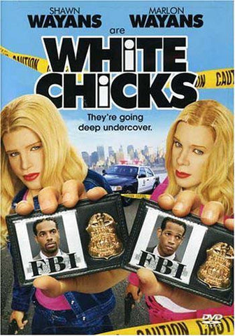White Chicks (PG-13 Rated Edition) DVD Movie