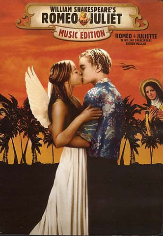 Romeo Juliet (Music Edition) - William Shakespeare s(Bilingual) DVD Movie