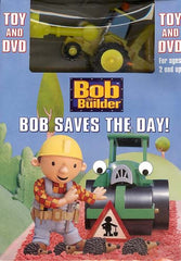 Bob The Builder - Bob Saves The Day! (With Toy) (Boxset)