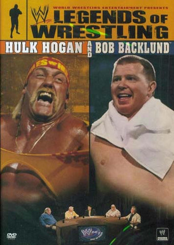 WWE - Legends of Wrestling - Hulk Hogan And Bob Backlund DVD Movie