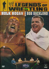 WWE - Legends of Wrestling - Hulk Hogan And Bob Backlund