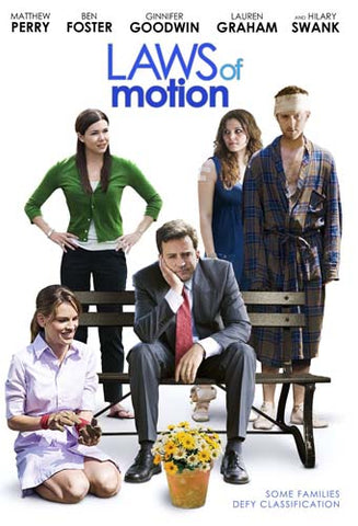 Laws Of Motion DVD Movie