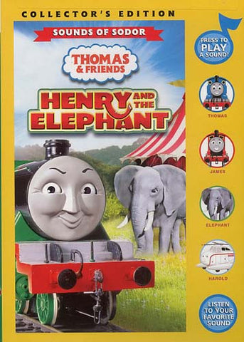 thomas and friends henry and the elephant collector s edition on