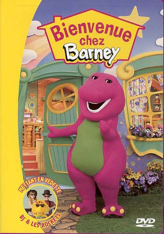 Barney - Bienvenue Chez Barney DVD Movie