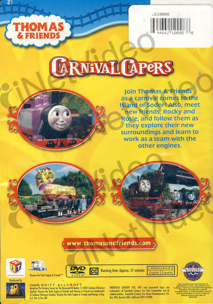 Thomas And Friends Carnival Capers Includes Valentine s Day – Thomas the Train Valentines Day Cards