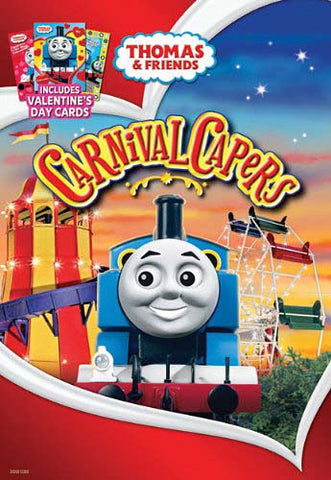 Thomas And Friends - Carnival Capers (Includes Valentine s Day Cards) DVD Movie