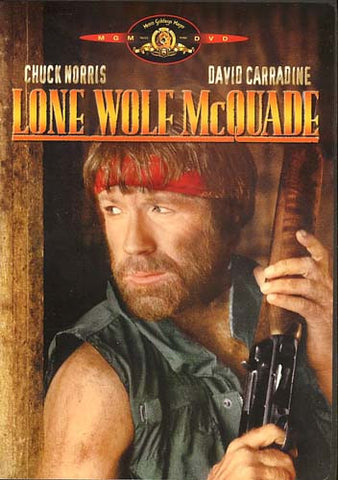 Lone Wolf McQuade DVD Movie