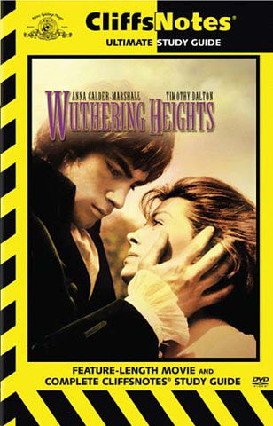 Wuthering Heights (Widescreen/Fullscreen) (With Complete Cliffsnotes Study Guide) DVD Movie