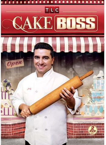 Cake Boss DVD Movie