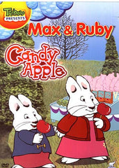 Max and Ruby - Candy Apple (With Tote Bag) (Boxset)