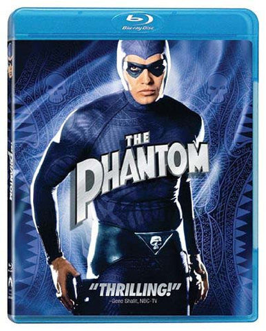 The Phantom (Blu-ray) BLU-RAY Movie