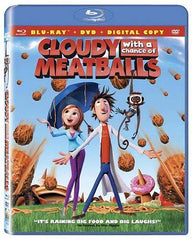 Cloudy with a Chance of Meatballs (Two-Disc Blu-ray/DVD Combo) (Blu-ray)