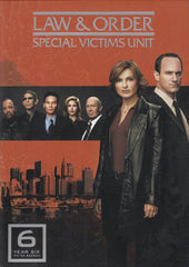 Law And Order - Special Victims Unit - The Sixth Year (6) (Boxset)