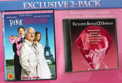 The Pink Panther - Special Edition (With CD Sampler) (Boxset) DVD Movie