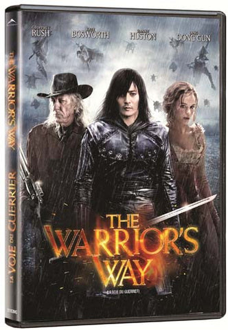 The Warrior's Way DVD Movie