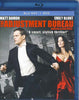 The Adjustment Bureau (Blu-ray + DVD Combo) (Bilingual) (Blu-ray) BLU-RAY Movie