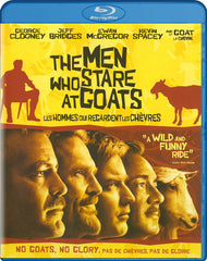 The Men Who Stare At Goats (Bilingual) (Blu-ray)