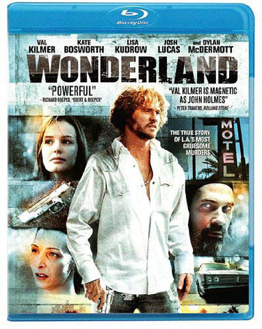 Wonderland (Blu-ray) BLU-RAY Movie