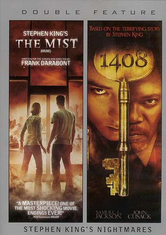 The Mist / 1408 (Double Feature) (Bilingual) DVD Movie