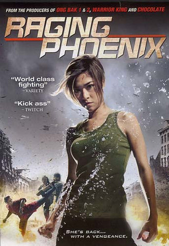 Raging Phoenix DVD Movie