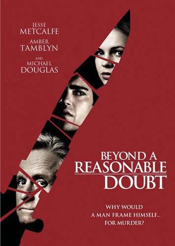 Beyond a Reasonable Doubt DVD Movie