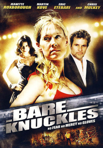 Bare Knuckles DVD Movie