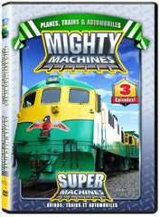 Mighty Machines - Planes, Trains And Automobiles