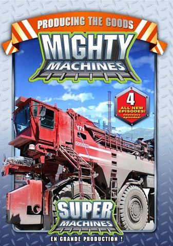 Mighty Machines Producing The Goods DVD Movie