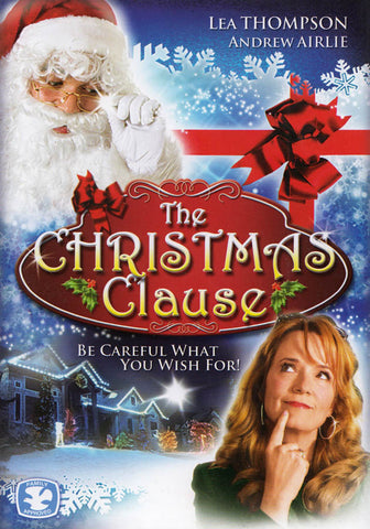 The Christmas Clause DVD Movie