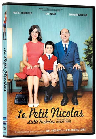 Le Petit Nicolas (Little Nicholas) DVD Movie