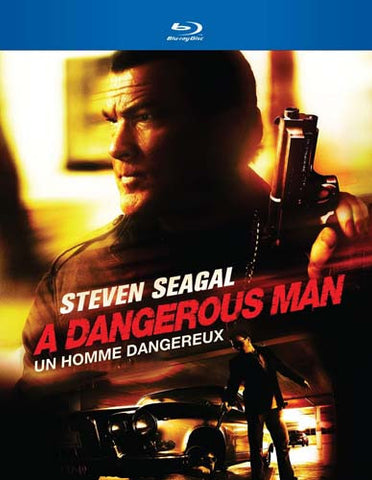 A Dangerous Man (Bilingual) (Blu-ray) BLU-RAY Movie