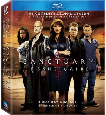 Sanctuary - The Complete Season 2 (Boxset) (Blu-ray) (Bilingual) BLU-RAY Movie