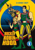 Rocket Robin Hood Vol. 1 (Boxset) DVD Movie