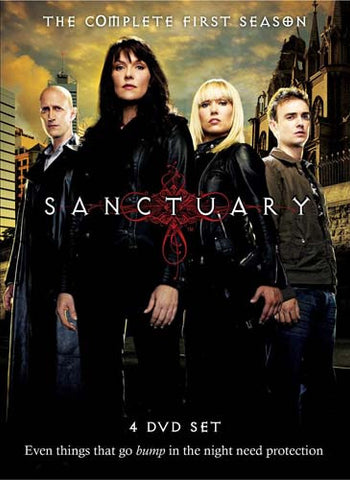 Sanctuary - The Complete First Season (1st) (Boxset) DVD Movie