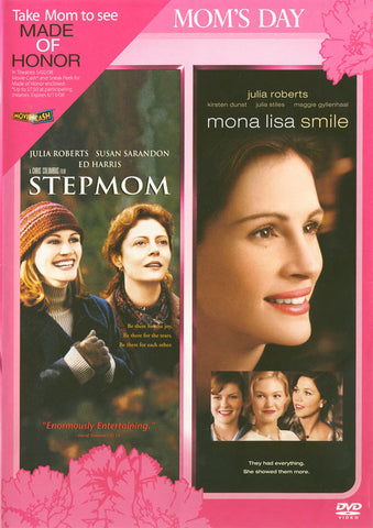 Stepmom / Mona Lisa Smile (Double Feature) DVD Movie