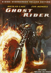 Ghost Rider (2 - Disc Widescreen Deluxe Edition)