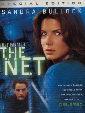The Net (Special Edition) DVD Movie