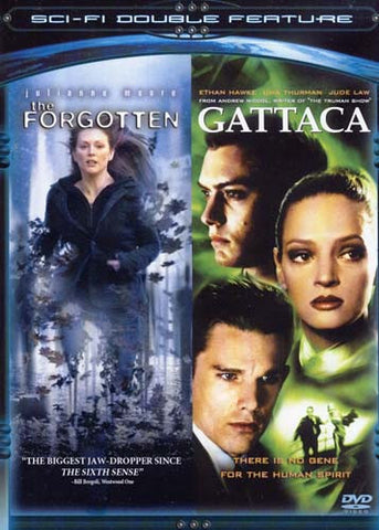 The Forgotten/Gattaca (Sci-Fi Double Feature) DVD Movie