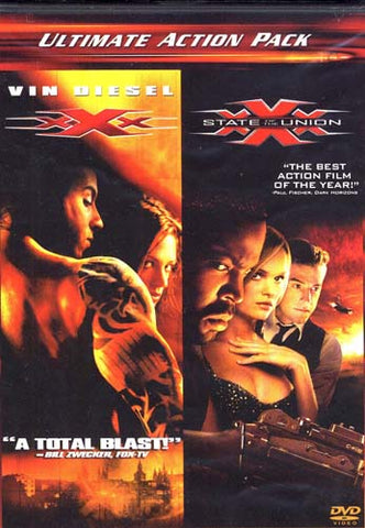 XXX / XXX - State Of The Union (Ultimate action pack) DVD Movie