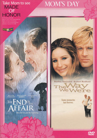 The End of the Affair / The Way We Were (Double Feature) DVD Movie
