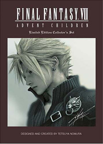 Final Fantasy VII - Advent Children (Limited Edition Collector s Set) (Boxset) DVD Movie