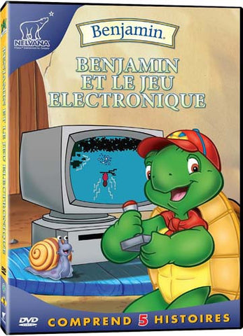 Benjamin et le jeu electronique DVD Movie