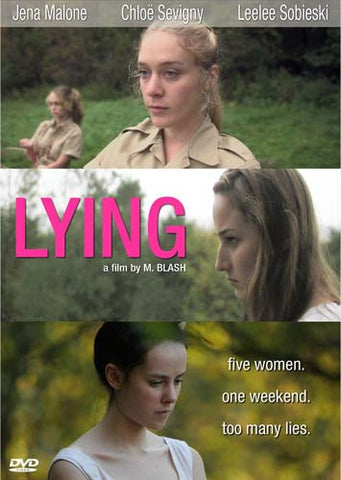 Lying DVD Movie
