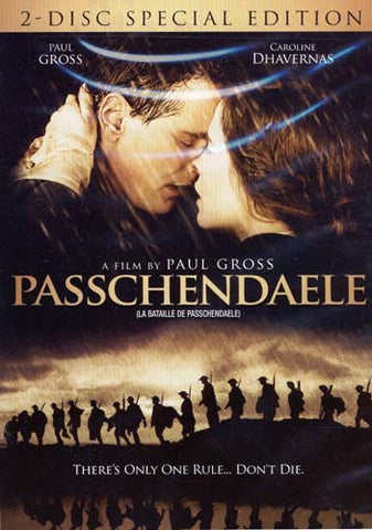 Passchendaele - 2-Disc Special Edition(Bilingual) DVD Movie